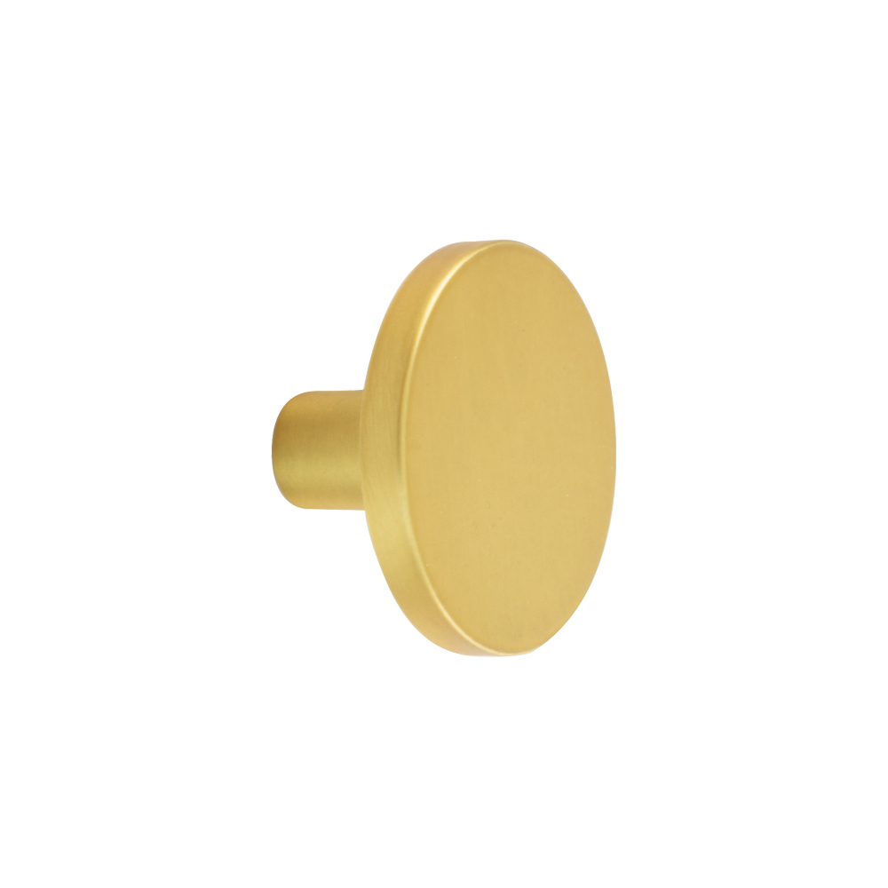 Hook Como Big - Brushed Brass in the group Hooks / Color/Material / Brass at BeslagOnline (343218-21)