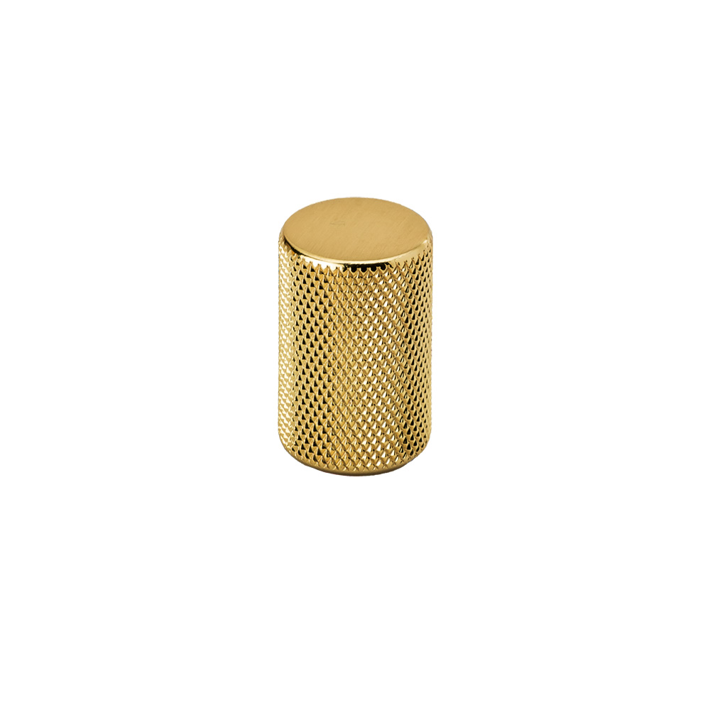 Cabinet Knob Graf - Brass in the group Products / Cabinet Knobs / Brass at BeslagOnline (343316-11)
