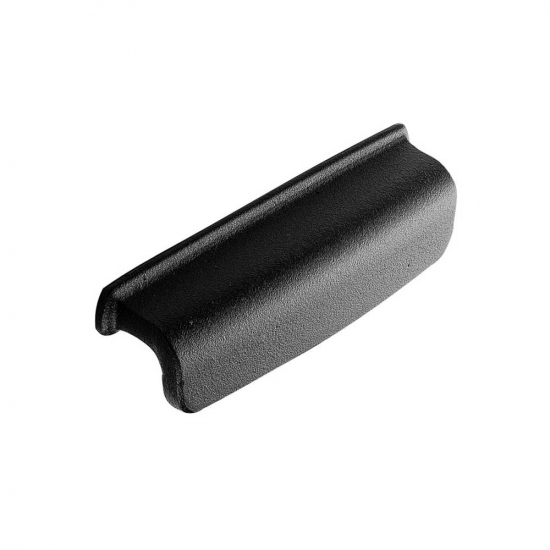 Handle Art - 96mm - Cast Iron Black in the group Products / Kitchen Handles / Black at BeslagOnline (343505-11)