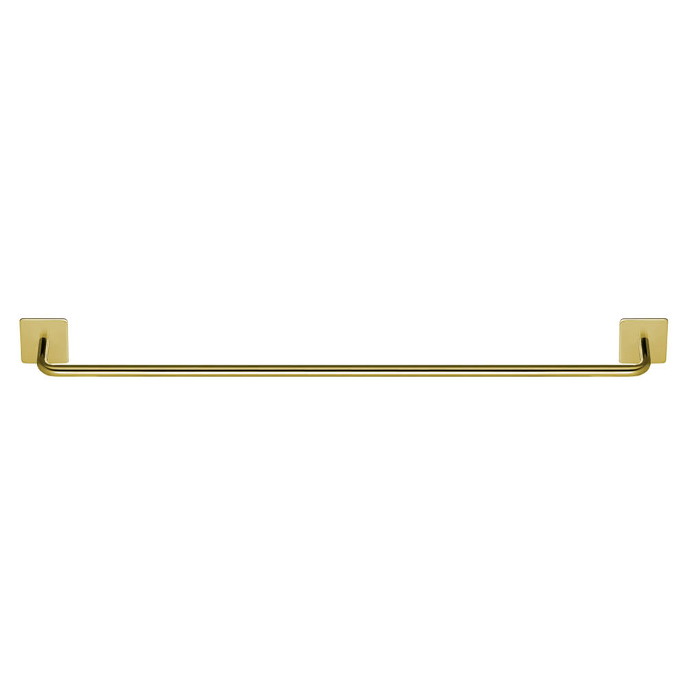 Base 200 Towel Rail - Polished Brass in the group Bathroom Accessories / All Bathroom Accessories / Towel Racks at BeslagOnline (605211-21)