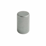 Cabinet Knob Graf - Stainless Steel Finish