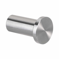 Hook CL 101 - Brushed Stainless Steel